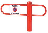 Barrière contrôle d'accès