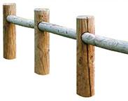 Barrière de clôture
