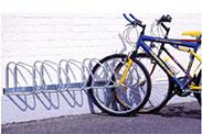 Range vélos mural / Plafond