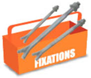Kit de fixation / Options