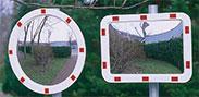 Miroirs sécurité / Surveillance